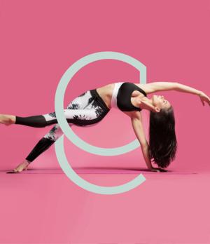 Graphiste Rennes - Logo et identité Club Concept, Fitness